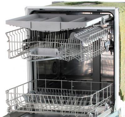 Посудомоечная машина Siemens SN64L070RU - корзины для посуды