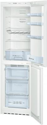 Холодильник с морозильником Bosch KGN39VW10R - внутренний вид