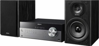 Микросистема Sony CMT-SBT100 - общий вид