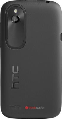Смартфон HTC Desire Х Dual (Black) - задняя панель