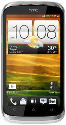 Смартфон HTC Desire Х Dual (White) - общий вид