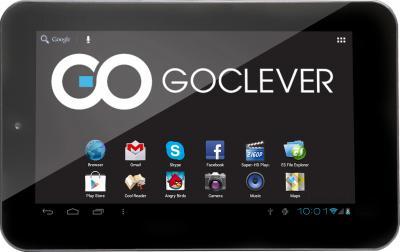 Планшет GoClever TAB ORION 70 (+ чехол-клавиатура в подарок) - фронтальный вид