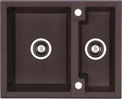 Мойка кухонная Alveus Cubo 20 (Dalmatian) - общий вид