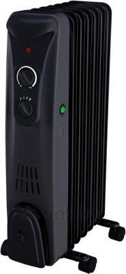 Масляный радиатор Timberk TOR 21.1206 HBX I - общий вид