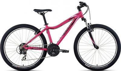 Велосипед Specialized Myka HT (S, Pink-Black, 2014) - общий вид