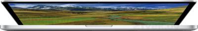 Ноутбук Apple MacBook Pro 15 (ME294RS/A) - полуоткрытый