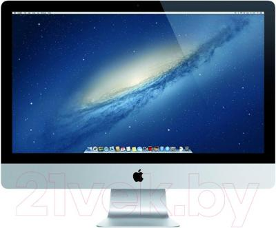Моноблок Apple iMac 27 (ME089RS/A) - общий вид
