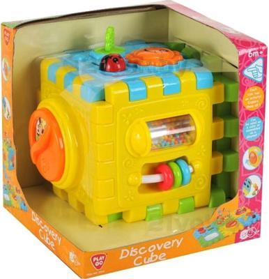 Развивающая игрушка PlayGo Куб-конструктор (2144) - общий вид