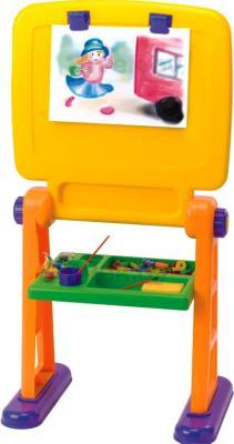 Мольберт детский двусторонний PlayGo 7371 - общий вид