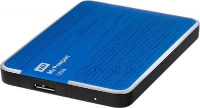 Внешний жесткий диск Western Digital My Passport Ultra 1TB Blue (WDBJNZ0010BBL) - общий вид
