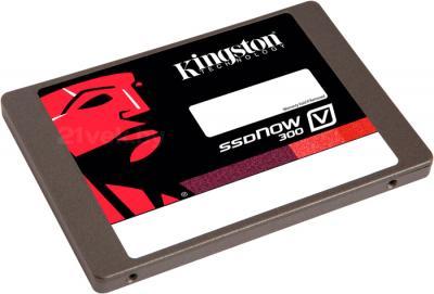 SSD диск Kingston SSDNow V300 60GB (SV300S3D7/60G) - общий вид