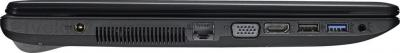 Ноутбук Asus X551CA-SX030D - вид сбоку
