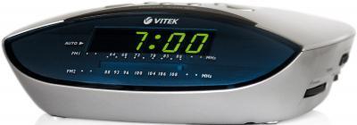 Радиочасы Vitek VT-3517 - общий вид