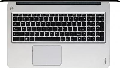 Ноутбук Lenovo U510 (59393021) - вид сверху