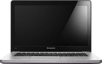 Ноутбук Lenovo U510 (59393021) - фронтальный вид