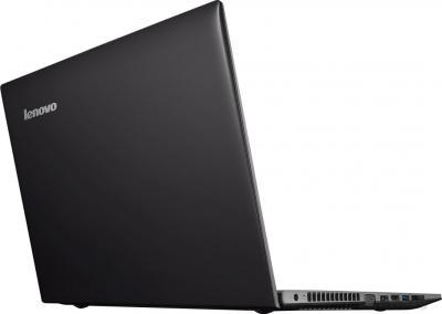 Ноутбук Lenovo Z500 (59390532) - вид сзади