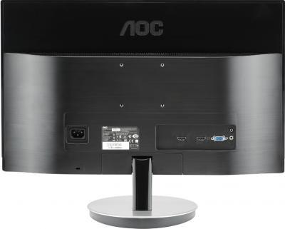 Монитор AOC D2769VH - вид сзади