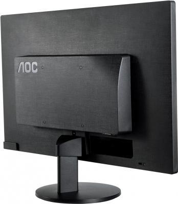 Монитор AOC E2070SWN - вид сзади