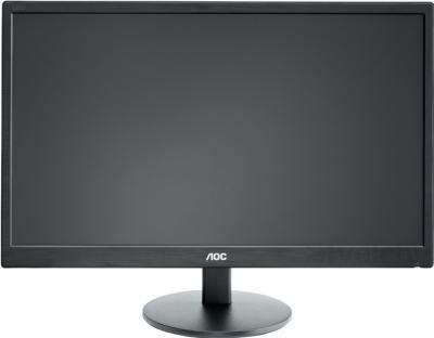 Монитор AOC E2270SWN - фронтальный вид