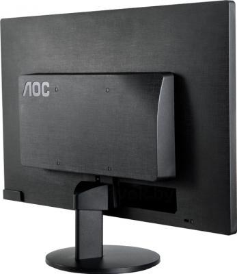 Монитор AOC E2270SWN - вид сзади