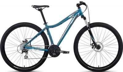Велосипед Specialized Myka HT Disc 29 (L, Teal-White, 2014) - общий вид