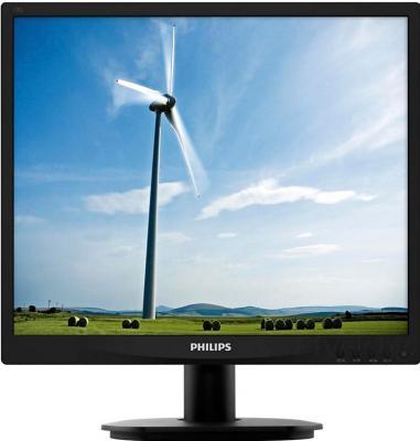 Монитор Philips 19S4LSB5/00 - фронтальный вид