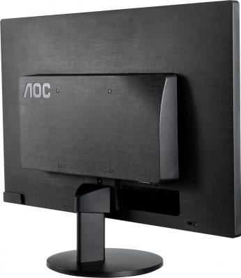 Монитор AOC e970Swn - вид сзади
