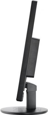 Монитор AOC E2470SWHE - вид сбоку