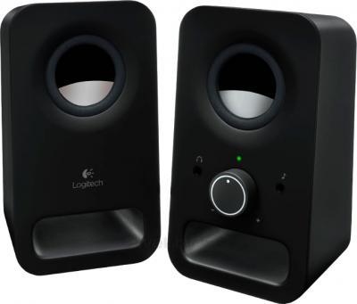 Мультимедиа акустика Logitech Z150 (980-000814) - общий вид
