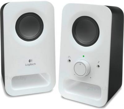 Мультимедиа акустика Logitech Z150 (980-000815) - общий вид
