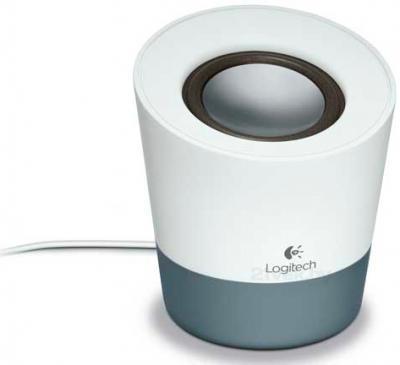 Мультимедиа акустика Logitech Z50 (980-000797) - общий вид