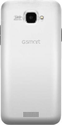 Смартфон Gigabyte GSmart Alto A2 (черно-белый) - задняя панель