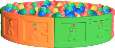Игровой сухой бассейн Sundays QC-10005 - общий вид