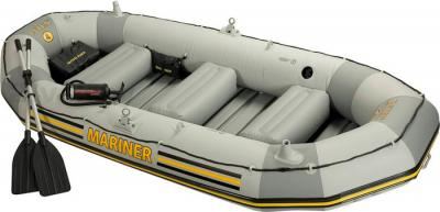 Надувная лодка Intex 68376NP Mariner-4 Set - общий вид