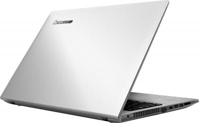 Ноутбук Lenovo IdeaPad Z500 (59399574) - вид сзади