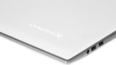 Ноутбук Lenovo IdeaPad Z500 (59399574) - крышка