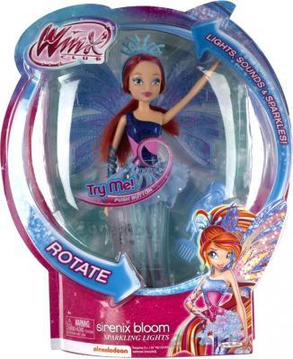 """Кукла Witty Toys Winx Club """"Блум-фея Сиреникс"""" (58908W) - упаковка"""