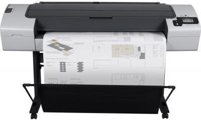 Плоттер HP T790 (CR650A) - общий вид