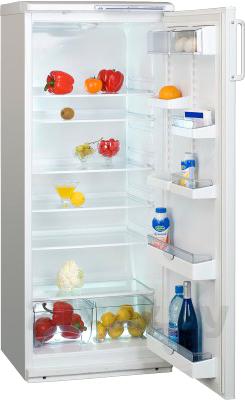 Холодильник без морозильника ATLANT МХ 5810-72 - внутренний вид