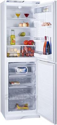 Холодильник с морозильником ATLANT МХМ 1848-10 - внутренний вид