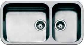 Мойка кухонная Smeg UM4530 - общий вид