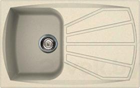 Мойка кухонная Smeg LSE791P-2 - общий вид