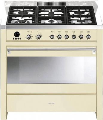 Кухонная плита Smeg A1P-9 - общий вид