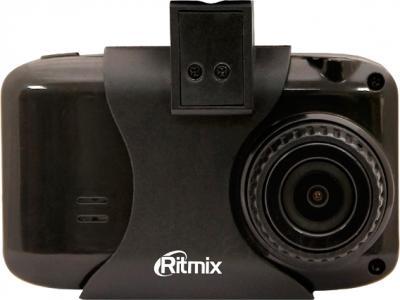 Автомобильный видеорегистратор Ritmix AVR-640 - фронтальный вид