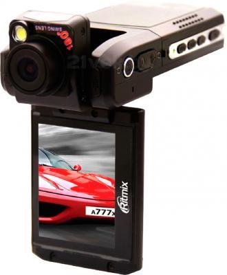Автомобильный видеорегистратор Ritmix AVR-815 - общий вид