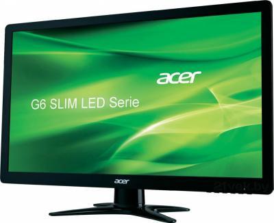 Монитор Acer G246HLABD - вид сбоку