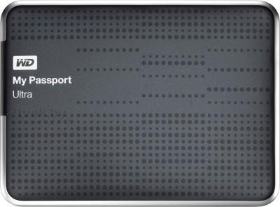 Внешний жесткий диск Western Digital My Passport Ultra 2TB Black (WDBBUZ0020BBK) - общий вид