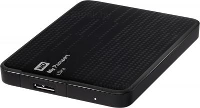 Внешний жесткий диск Western Digital My Passport Ultra 500GB Black (WDBLNP5000ABK) - общий вид