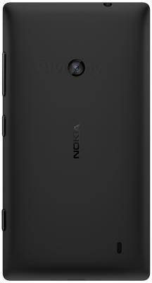 Смартфон Nokia Lumia 520 (Black) - задняя панель