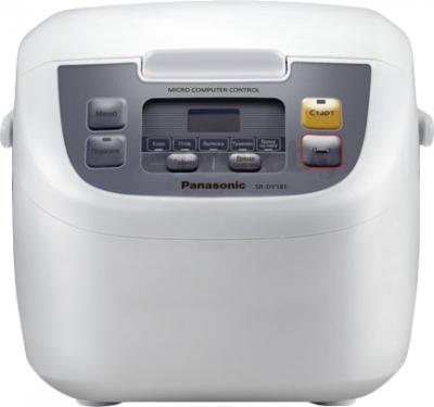 Мультиварка Panasonic SR-DY181WTQ - вид спереди
